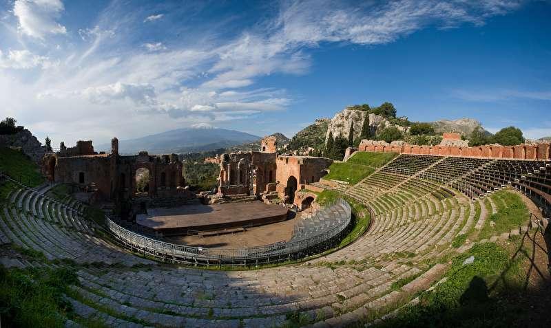 Teatrogreco Taormina