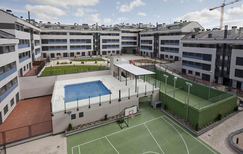 Madrid - Pinto  Apartamento Familiar Nuevo a Extrenar  Al lado de Parque Warner, alquiler de vacaciones en Ciempozuelos