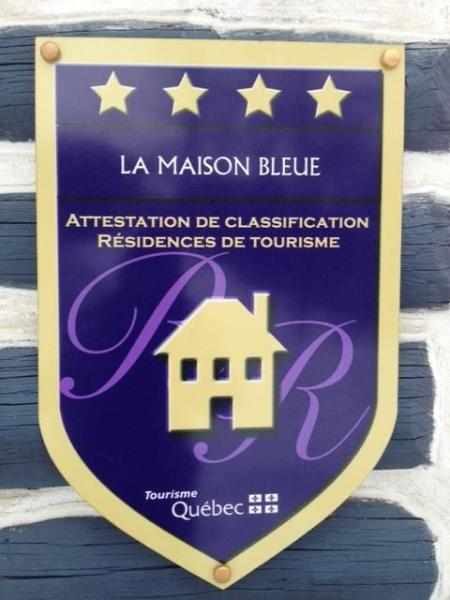 Rated 4 stars by Tourism Quebec