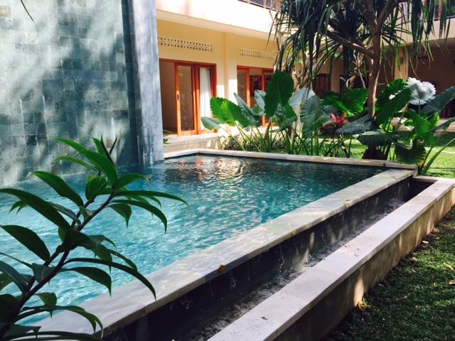 Elegante moderne Balinese Villa