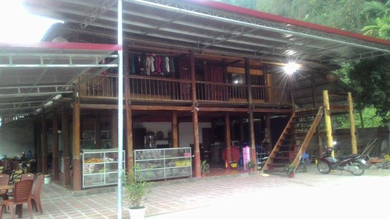 Pác Ngòi eco homestay, casa vacanza a Bac Kan Province