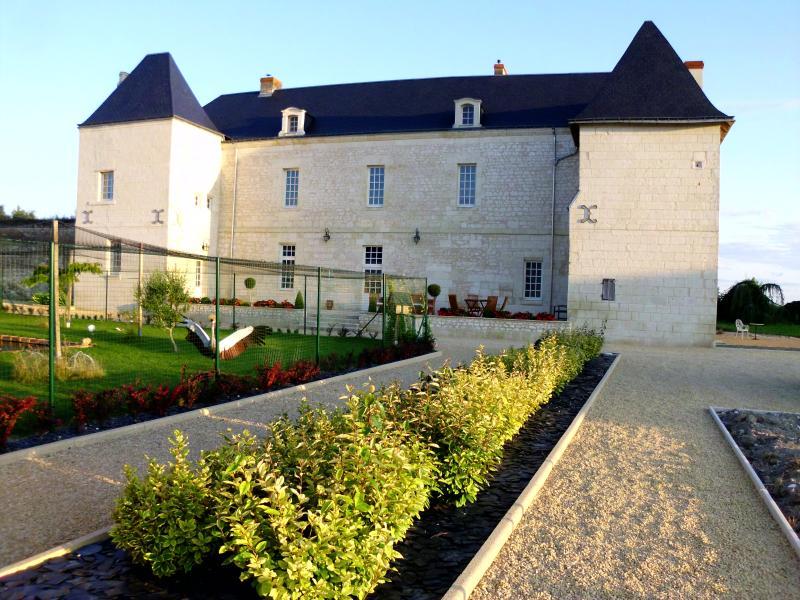 Le Château des Coudreaux
