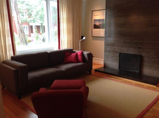 Like home in Montreal-NDG, holiday rental in Cote Saint-Luc