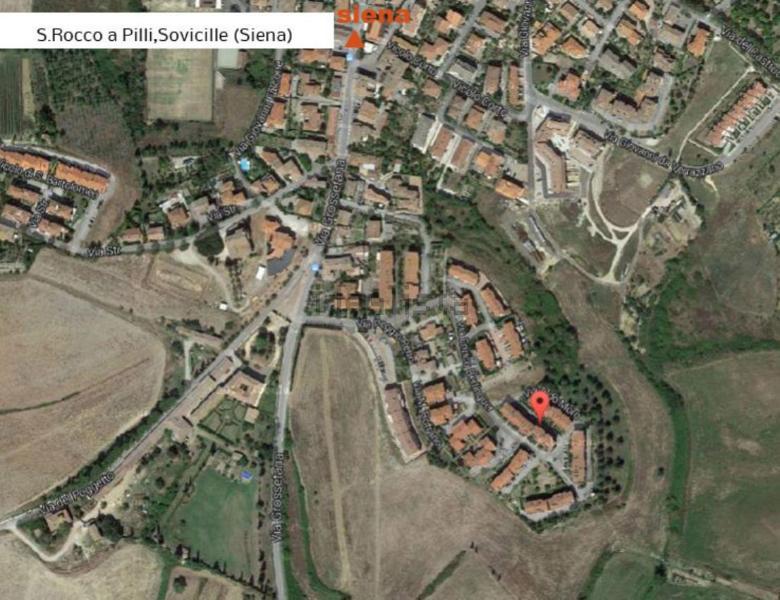 Appartamento vicino Siena, Ferienwohnung in Bagnaia