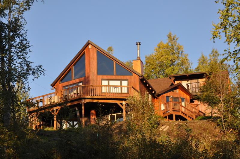 Inlet View Bed and Breakfast.   Ever changing, ever new, come enjoy our Inlet view!