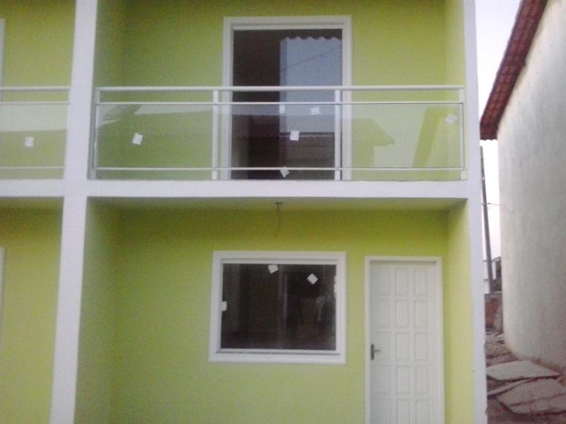 casa duplex em residencial com área de serviço, holiday rental in Jacone