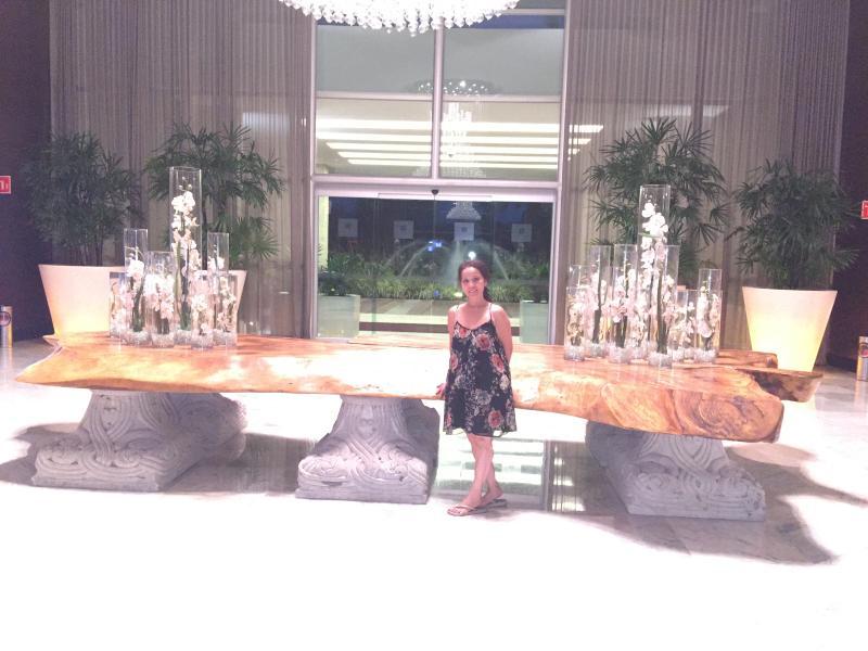 Vestíbulo del Resort Grand Bliss