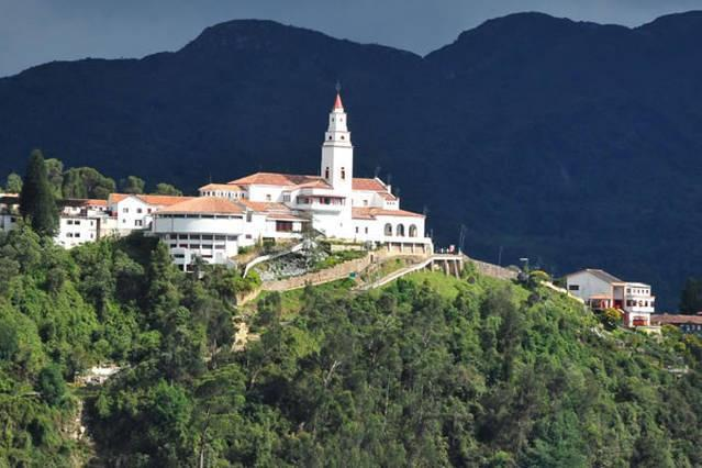 Monserrate is a nice place for CITY VIEW,  only 20 minutes by taxi from the apartment.