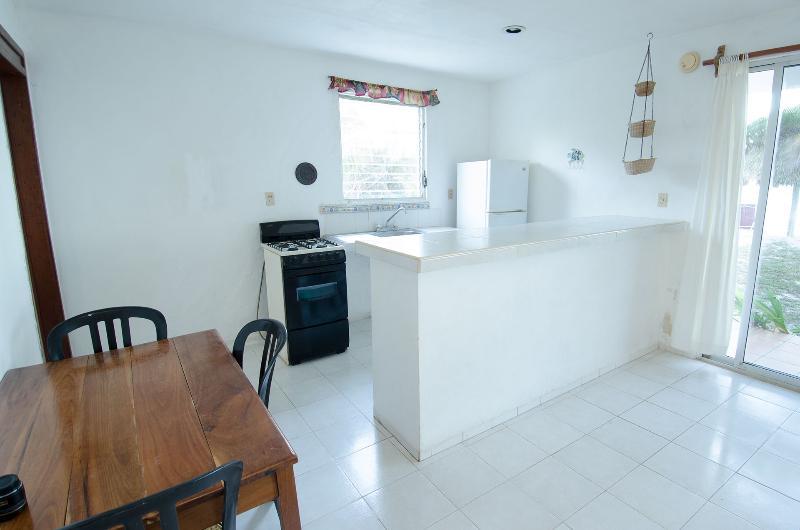 Keuken in Macabi op de begane grond