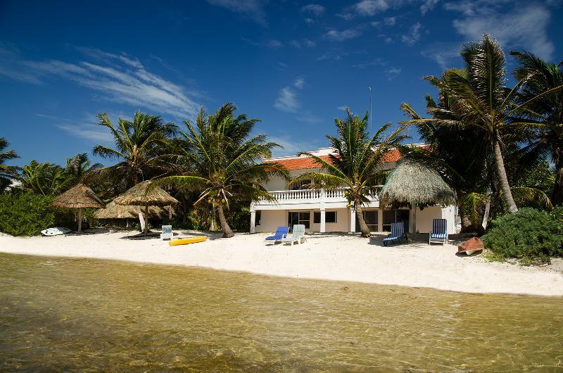 Acocote Eco Inn van het strand.