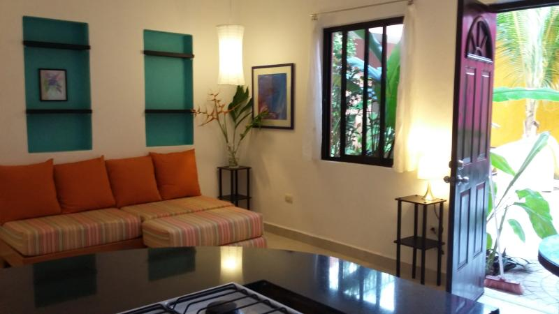 Has Internet Access And Air Conditioning Rental In Cozumel Mexico