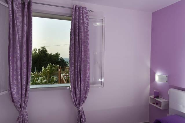 Panorama stanza da letto