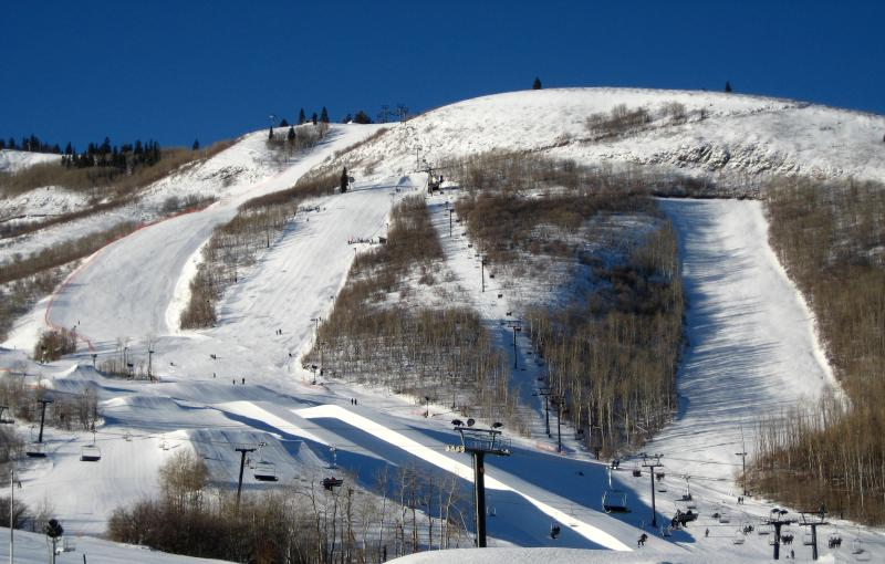 Park City Mountain is Right Outside your Door