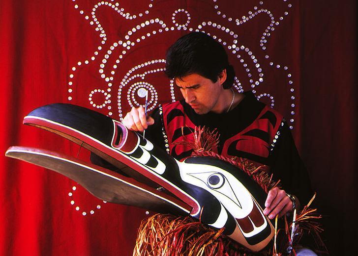 Local Aboriginal artist