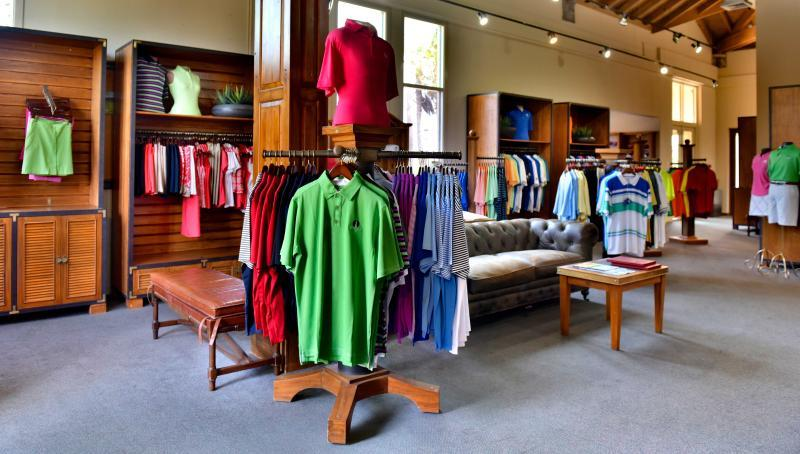 Find your perfect casual look in the Pro Shop
