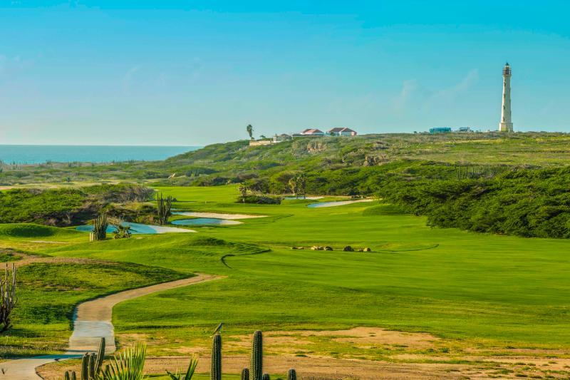 Award winning 18 holes Golf Course, like you've never seen before