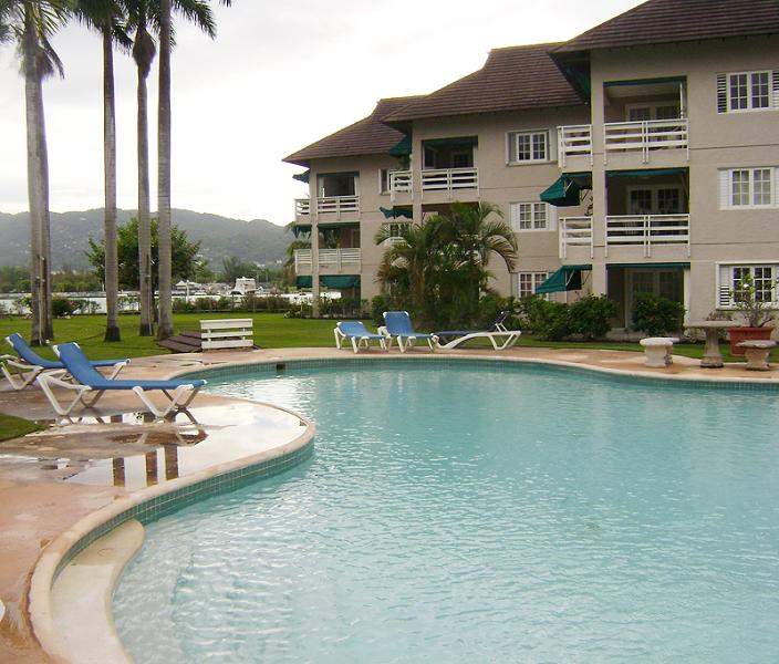 Ocean View Retreat, location de vacances à Montego Bay