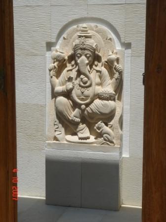 O villa Gembira Ganesh