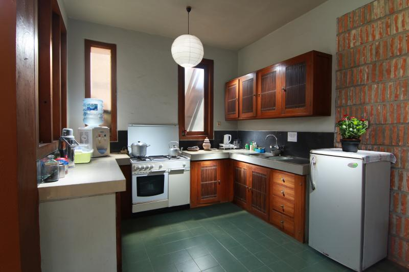 Communal space - The kitchen