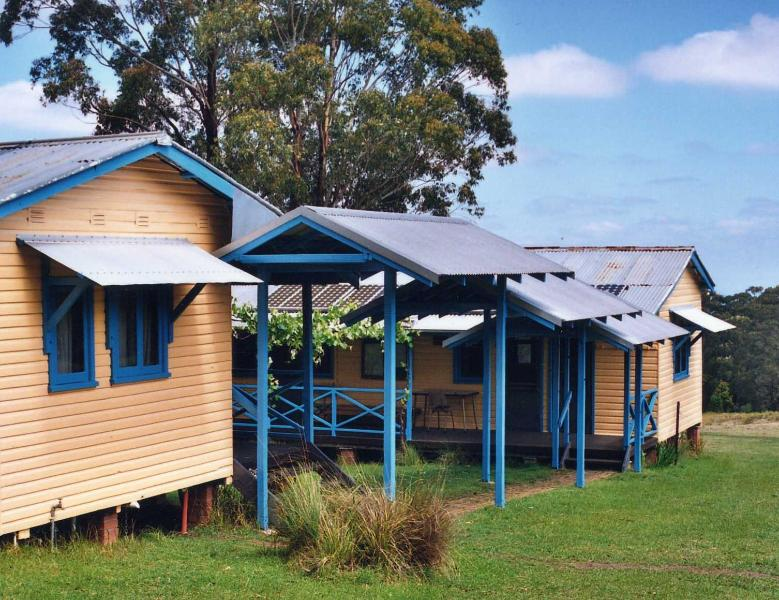 Callicoma Hill Eco-cabina