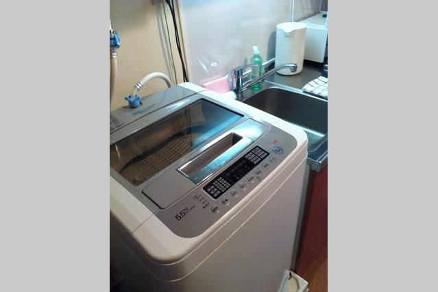 Closer look at the digital automatic laundry machine, very easy to use, one press and its done!