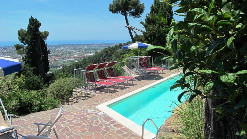 the panoramic swimmingpool