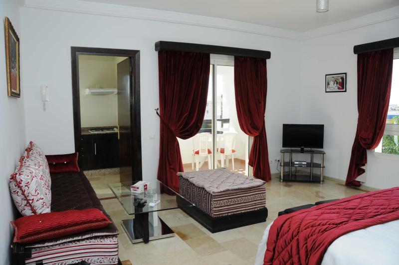 Romance suite  At Marina Agadir, holiday rental in Agadir