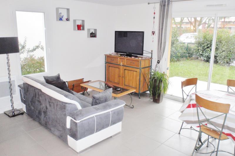 maison neuve au coeur du Pays Basque, location de vacances à Gaindola