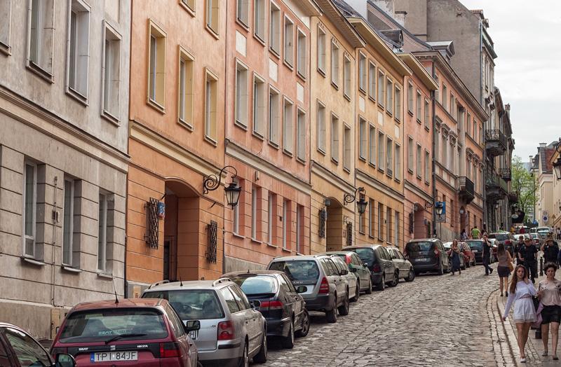 Bednarska rue.