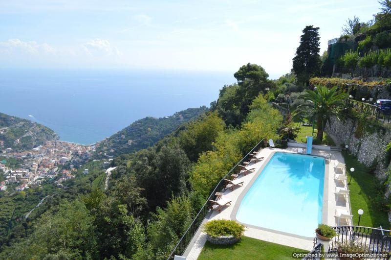 Villa Faletti House with pool in Ravello, vacation rental in Ravello