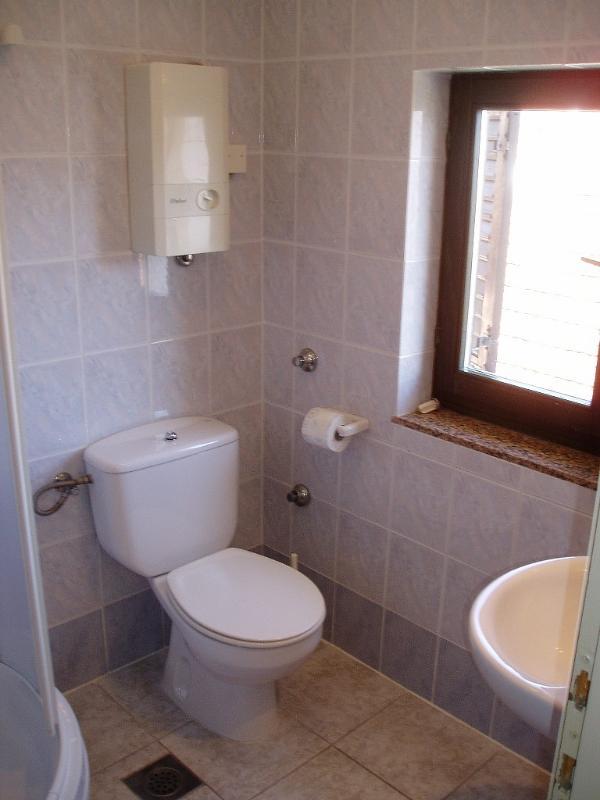A33 (2 + 2): badkamer met toilet