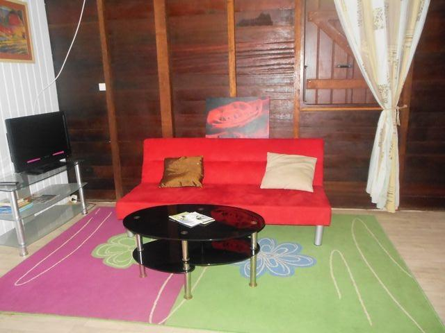 Location chalets Kréyols meublés tout confort, holiday rental in French Guiana