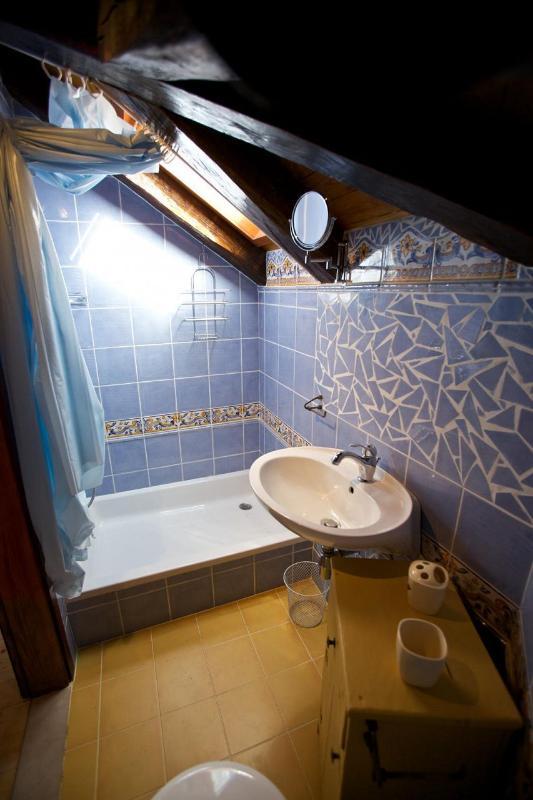 H (6 + 1): badkamer met toilet