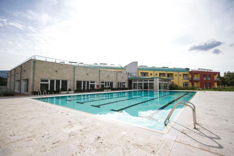 Arezzo Sport College Hotel, location de vacances à Arezzo