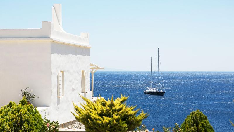 View  | Athina Ios Villa | Luxury Villa in Ios Island