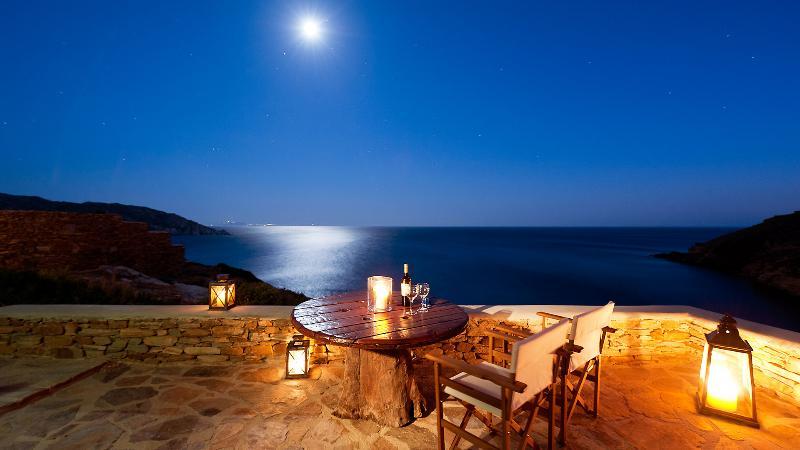 Outdoor Area  | Athina Ios Villa | Luxury Villa in Ios Island