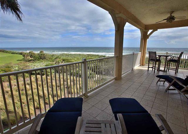 Breathtaking Signature Oceanfront Corner Unit 435 at Cinnamon Beach!!, location de vacances à Palm Coast
