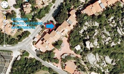 Location air view