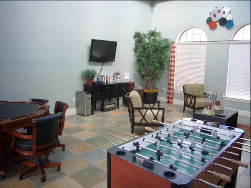 La salle de jeux Bella Square