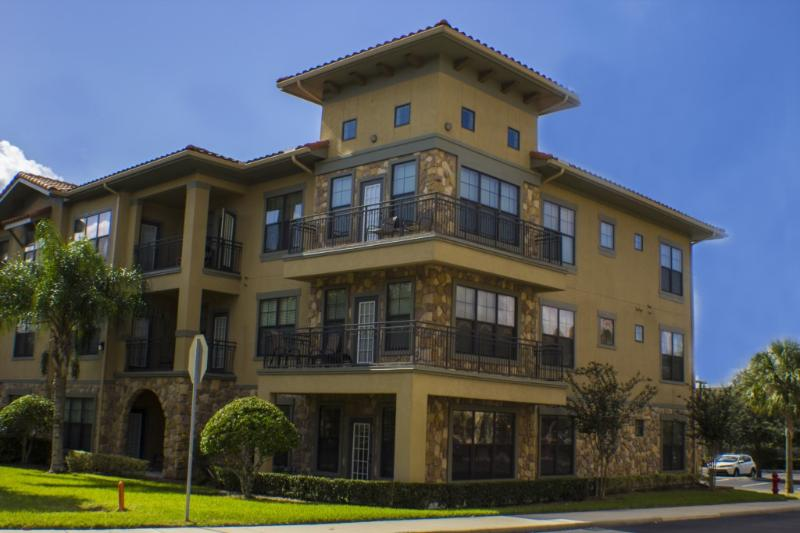 The Outside of the Condos