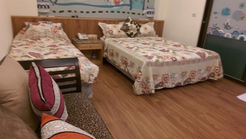 Hualien  Ji'an Bed and Breakfast Triple room, aluguéis de temporada em Hualien