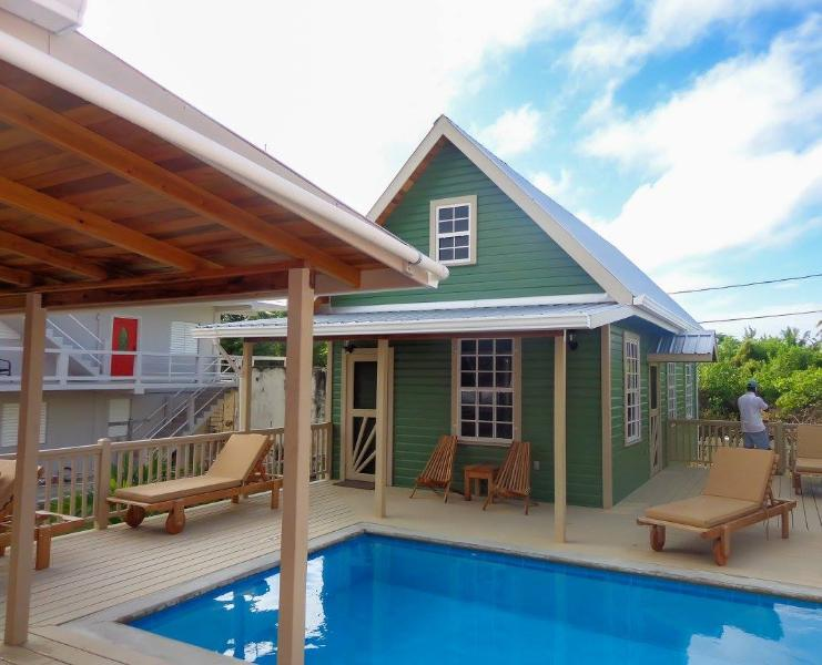 Low Caye Cottages - Turtle Cottage, holiday rental in Caye Caulker