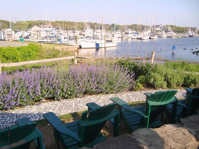 Before or after you get back from Nantucket-Take in the view and enjoy your favorite libation at Brax Landing on the patio- approx 3 miles away-Harwich Cape Cod New England Vacation Rentals