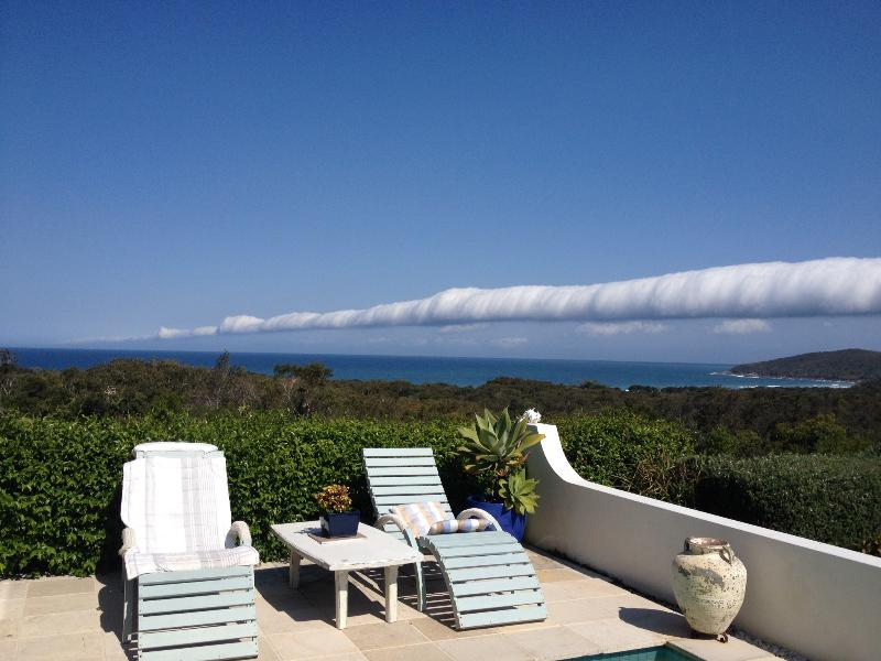 Roll cloud taken in November 2015