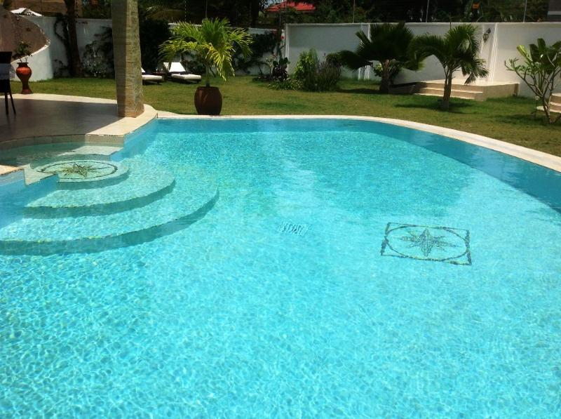 Villa Shaanti, vacation rental in Galu Beach