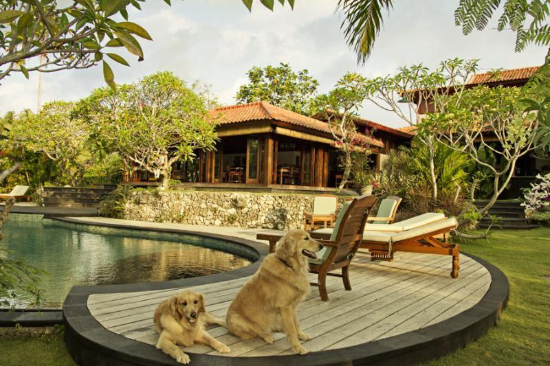 Happiness at Villa East Indies, Bali