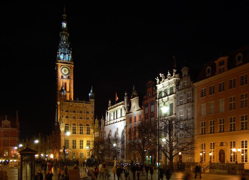 Apartment in Heart of Old Town in Gdansk, vacation rental in Pruszcz Gdanski