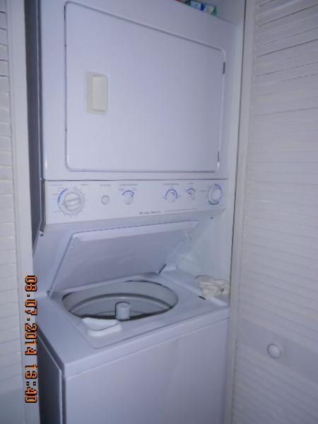 Indoor Washer/Dryer