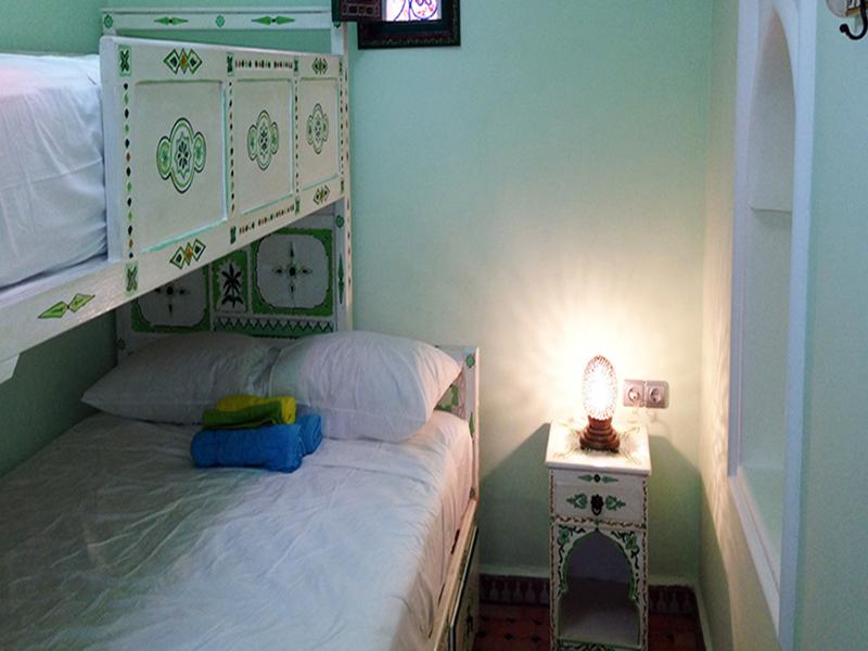Dar Aldea - Habitación Triple, holiday rental in Chefchaouen