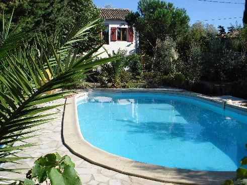Studio in Landhaus bei Narbonne, Occitanie, (Languedoc-Roussillon), holiday rental in Ouveillan